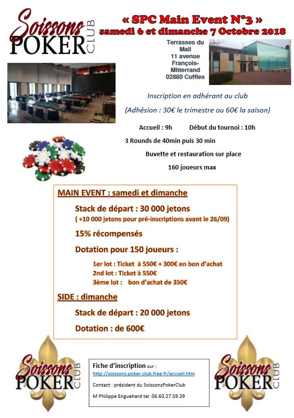 Forum du soissons poker club las vegas casino roulette table minimums